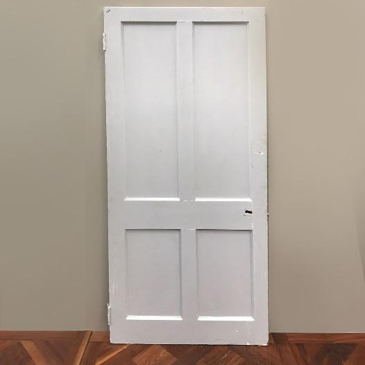 Victorian Four Panel Door - 200cm x 81cm
