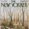 The New Yorker cover print created by Ilonka Karasz  - Nov 23 1963