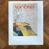 The New Yorker cover print created by Nia Stevenson July 1 1972
