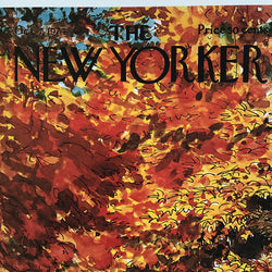 The New Yorker Cover Print October 1974