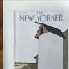 The New Yorker Cover Print October 1976