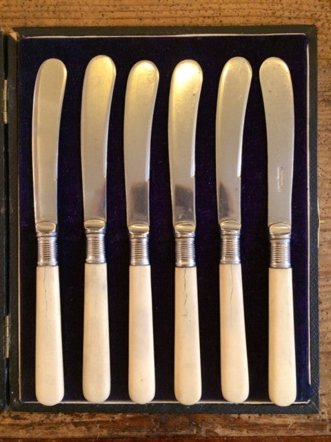Reclaimed butter knives