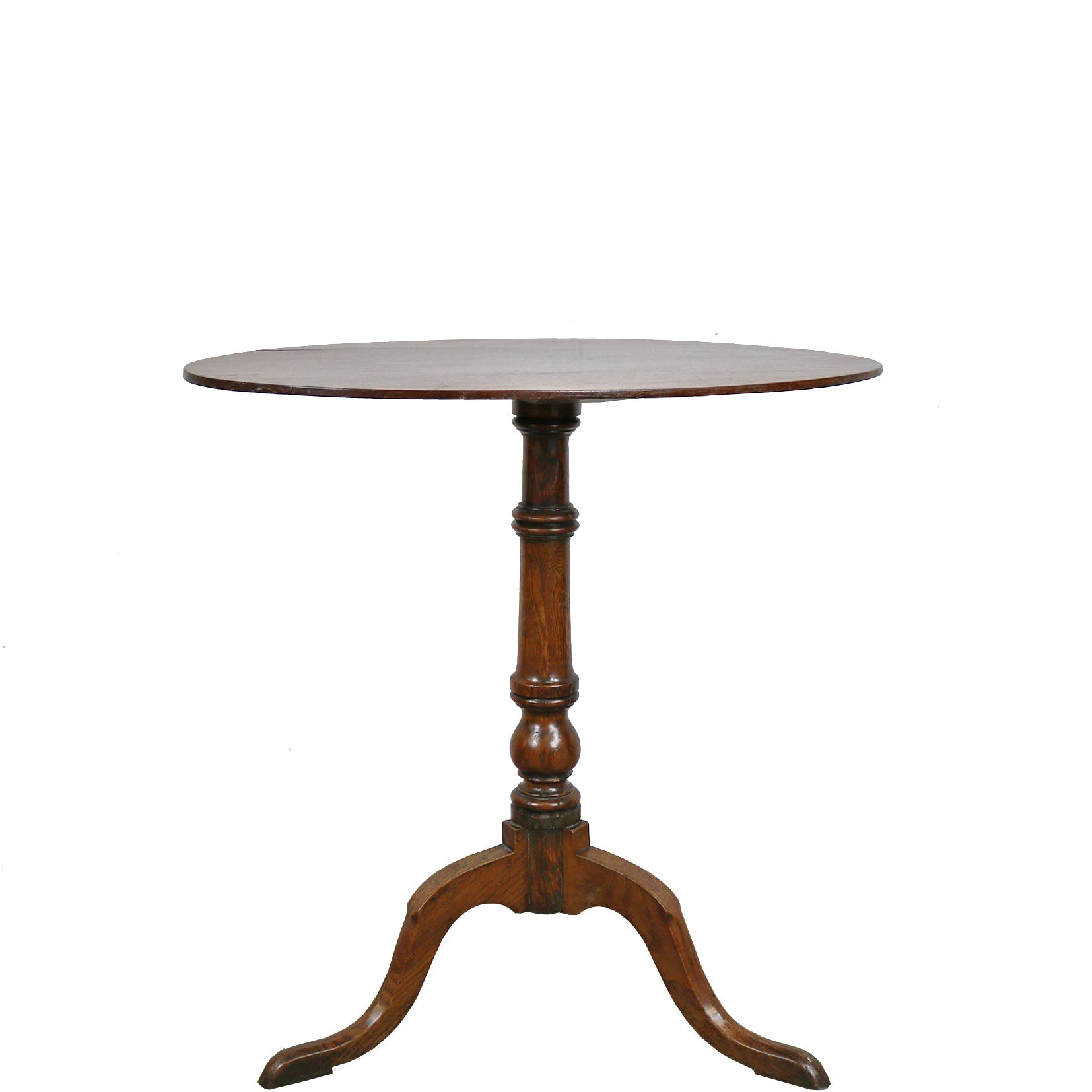 Georgian Oak Table - The Architectural Forum