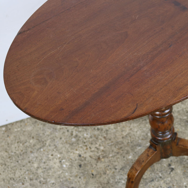 Georgian Oak Table - architectural-forum