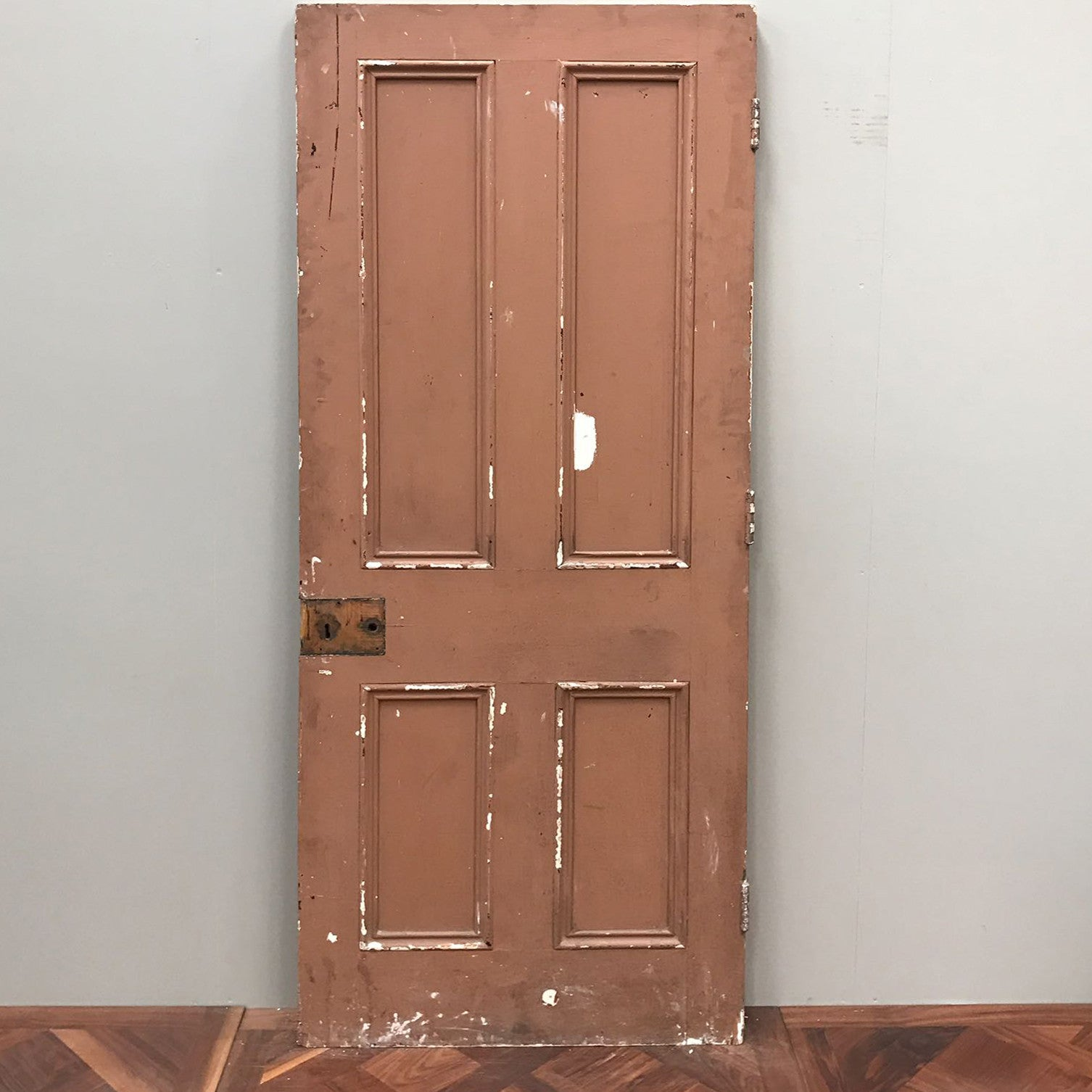 Victorian Four Panel Door - 200cm x 80.5cm x 5cm - architectural-forum