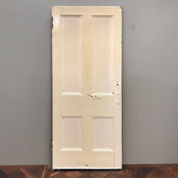 antique pine internal door