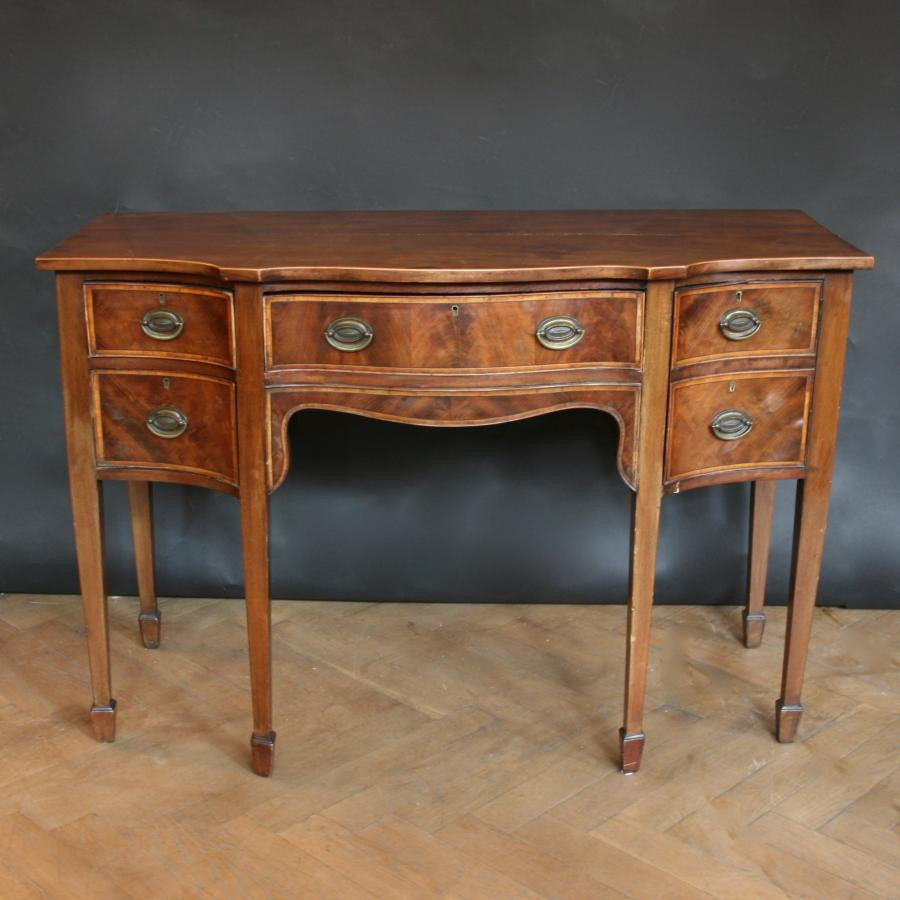 Antique Georgian Sideboard - The Architectural Forum
