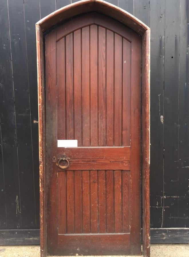 Antique church door
