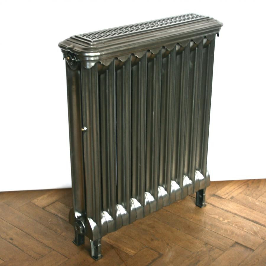 Antique Edwardian Cast Iron Radiator