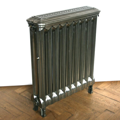 Antique Edwardian Cast Iron Radiator - The Architectural Forum