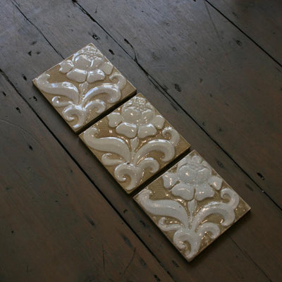 Antique Arts and Crafts Tiles - The Architectural Forum