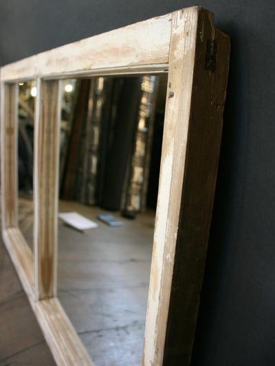 Antique Sash Window Mirror - The Architectural Forum