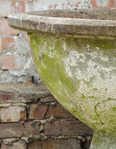 Antique Stone Urn - The Architectural Forum