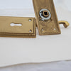 Reclaimed Solid Brass Lever Door Handles