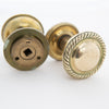 Reclaimed Solid Brass Door Pull Handles (17 available)