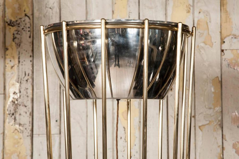 Art Deco Style Brass lights - The Architectural Forum