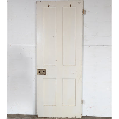 Victorian 4 Panel Door -194.5cm x 75.5cm - architectural-forum