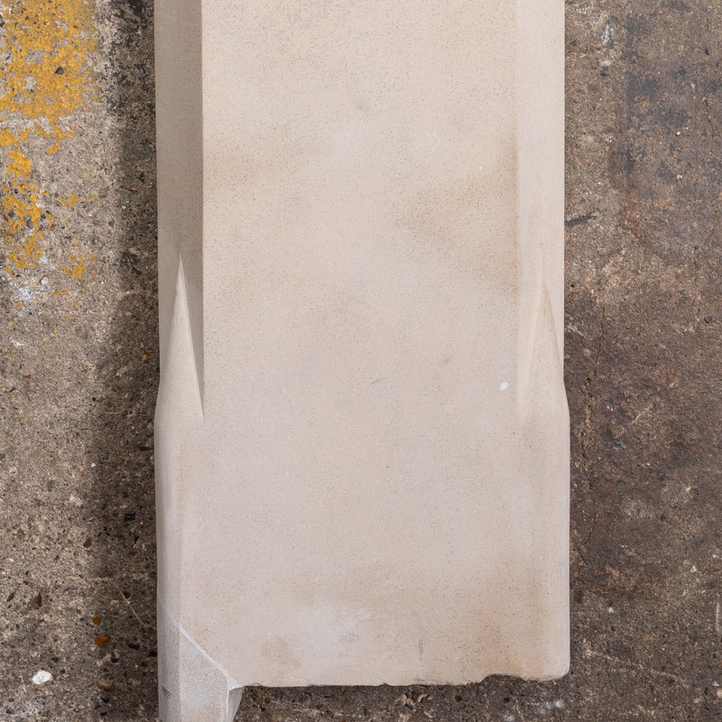 Antique Victorian Sandstone Fireplace Surround - The Architectural Forum