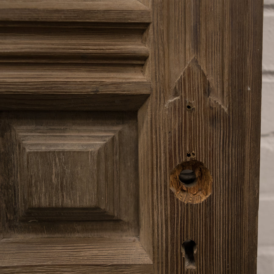 Reclaimed Panelled Pine Door 195cm x 75cm