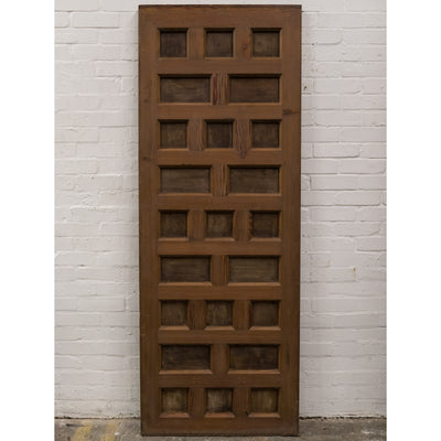 Reclaimed Panelled Pine Door 199cm x 75cm