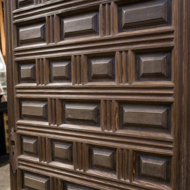 Reclaimed Panelled Pine Door 195cm x 104cm