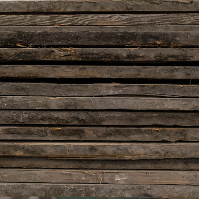 Reclaimed Georgian Pine Floorboards 15M²