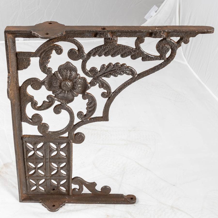 Antique Victorian Ornate Throne Toilet Seat Bracket - The Architectural Forum