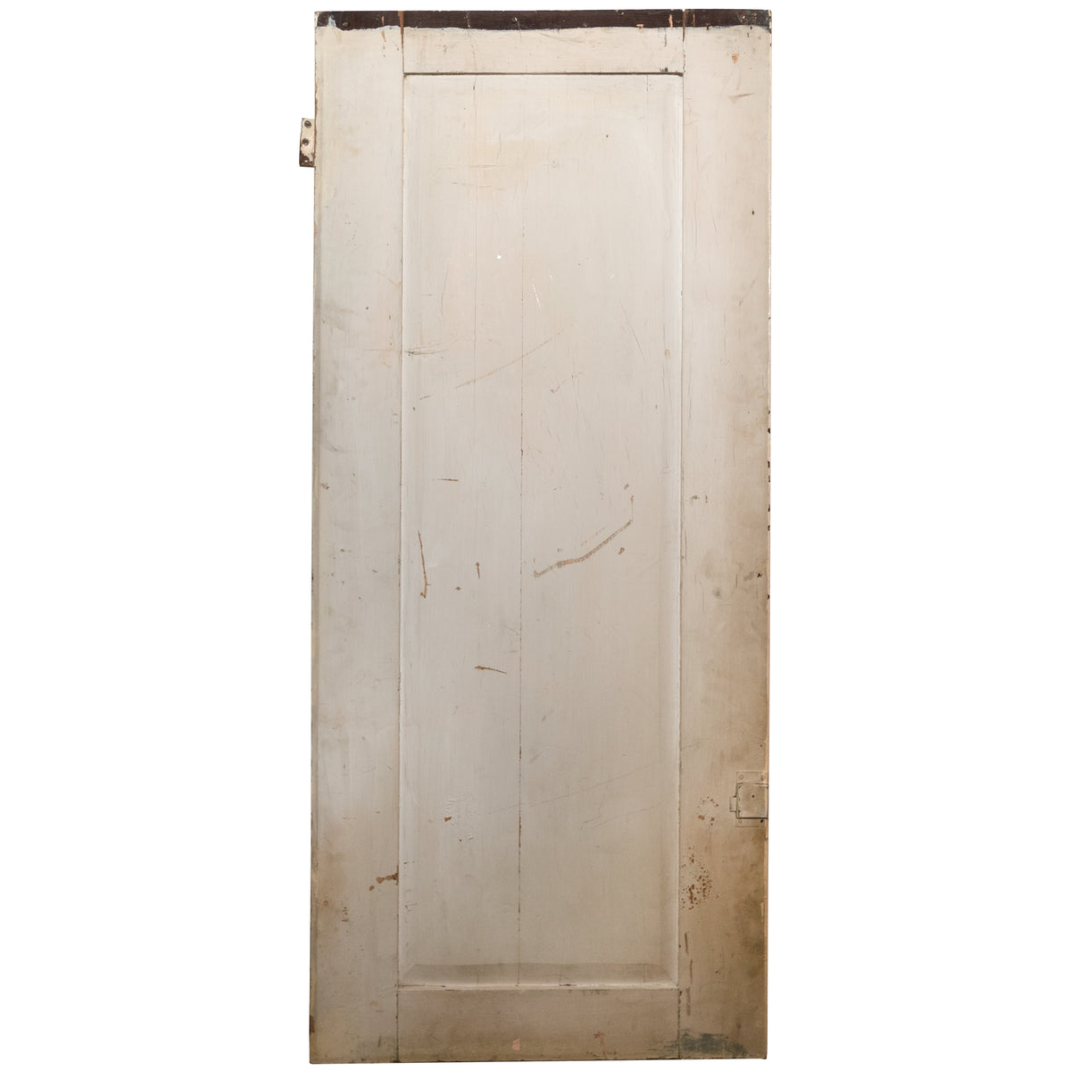 Antique Victorian Pine Cupboard Door - 143cm x 61cm | The Architectural Forum