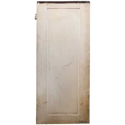 Antique Victorian Pine Cupboard Door - 143cm x 61cm - architectural-forum