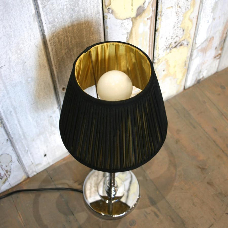 Table Lamps With Chrome Bases
