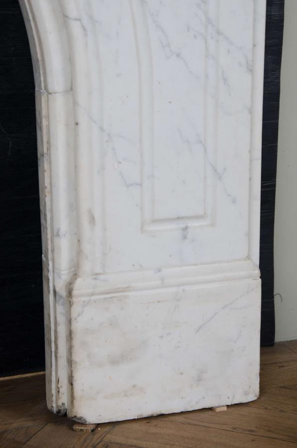 Antique Victorian Marble Fireplace Surround - architectural-forum