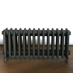 Antique six column radiator