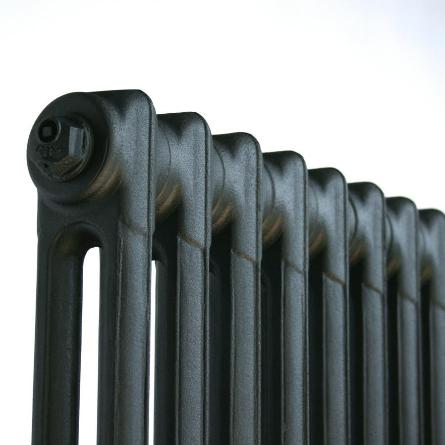 Reclaimed Cast Iron Two Column Radiator | The Architectural Forum