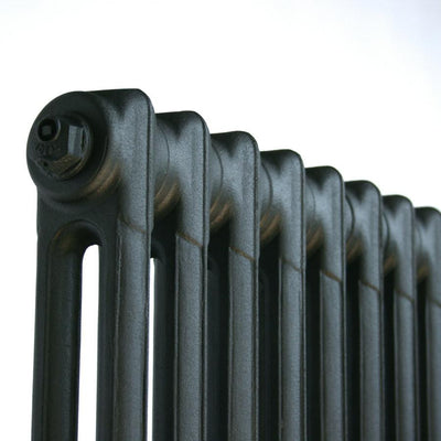 Reclaimed Cast Iron Two Column Radiator - architectural-forum