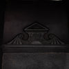 Antique Cast Iron Fireplace Insert with William De Morgan Tiles