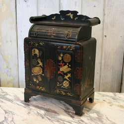 Antique miniature cabinet