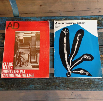 Mid-Century Architectural Design Magazines - architectural-forum
