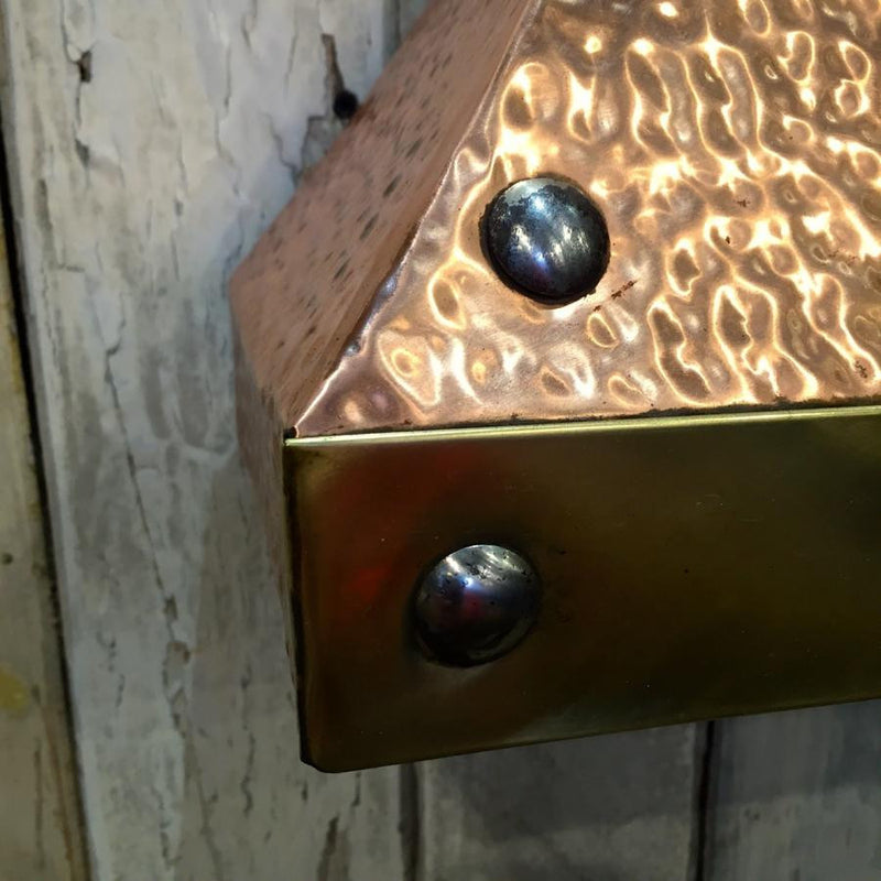 Favorite Copper Fireplace Canopy · The Architectural Forum MY81