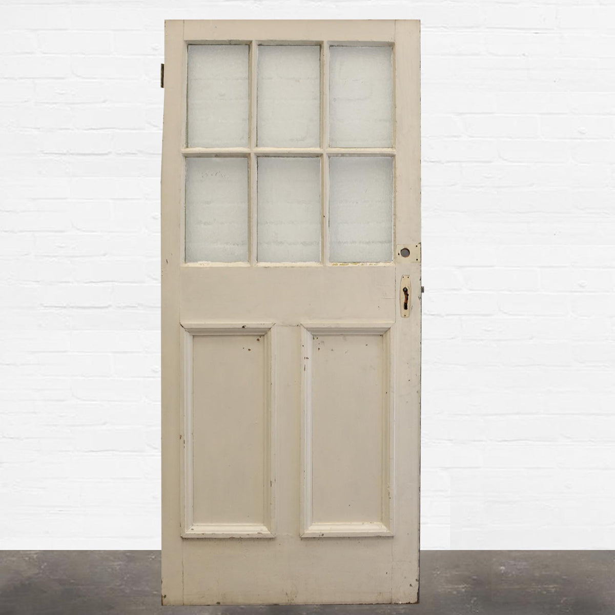 Victorian 3 panel Door - 212cm x 93cm | The Architectural Forum
