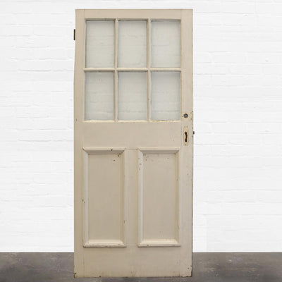 solid wood internal door victorian