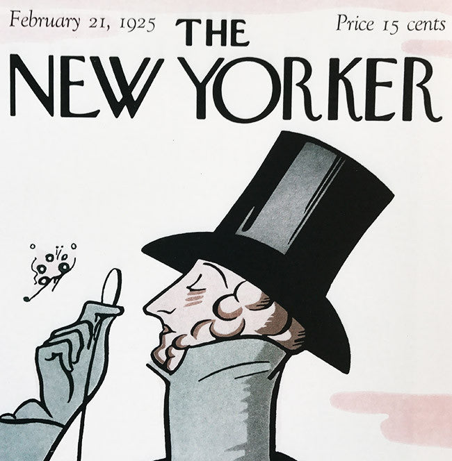 the newyorker magazine cover print