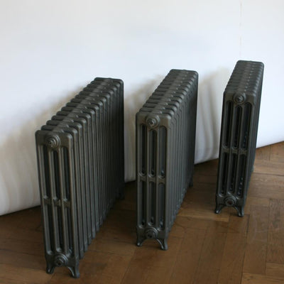 Original cast iron radiators