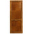 Reclaimed Walnut and Tulip Wood Door - 221cm x 83cm | The Architectural Forum