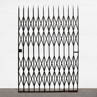 Concertina Gate / Lift Door - The Architectural Forum