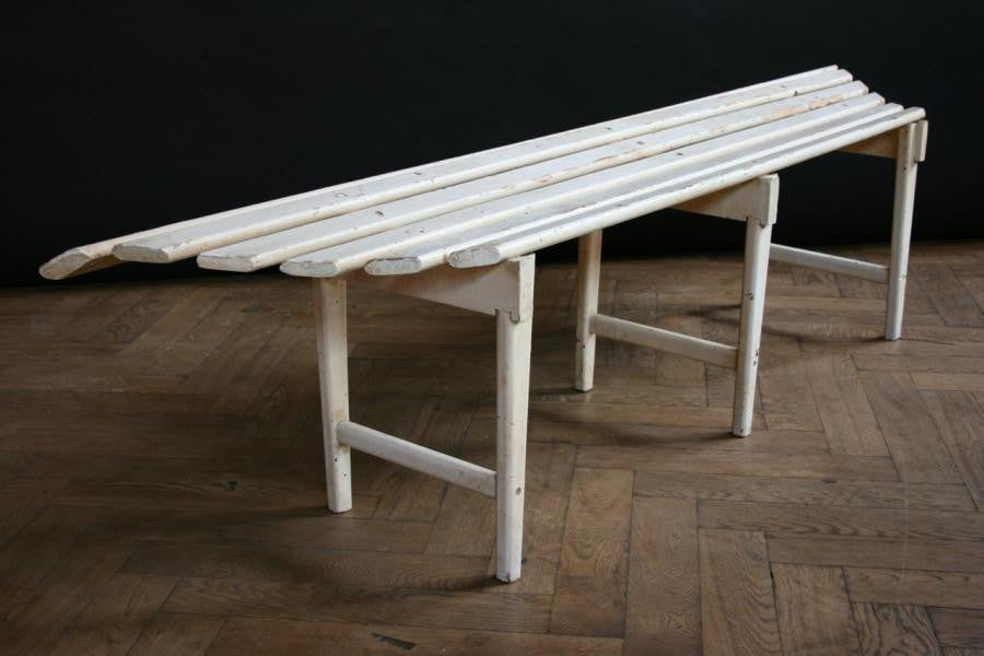 Pine Window Bench | The Architectural Forum