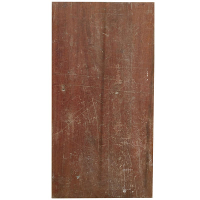 Reclaimed Teak / Iroko Worktop 120 X 60cm - architectural-forum