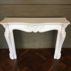 Louis XV fire surround
