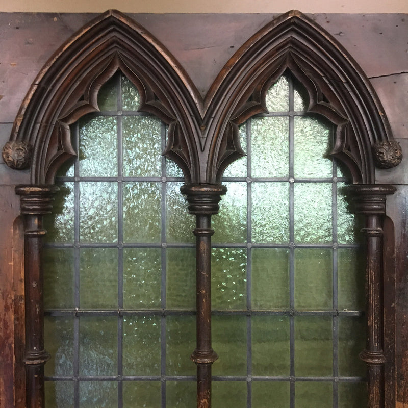 ornate detailed internal external door