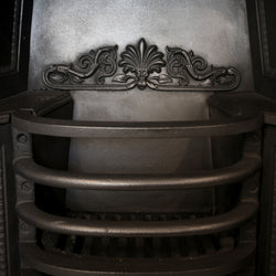 Original nineteenth century fireplace insert