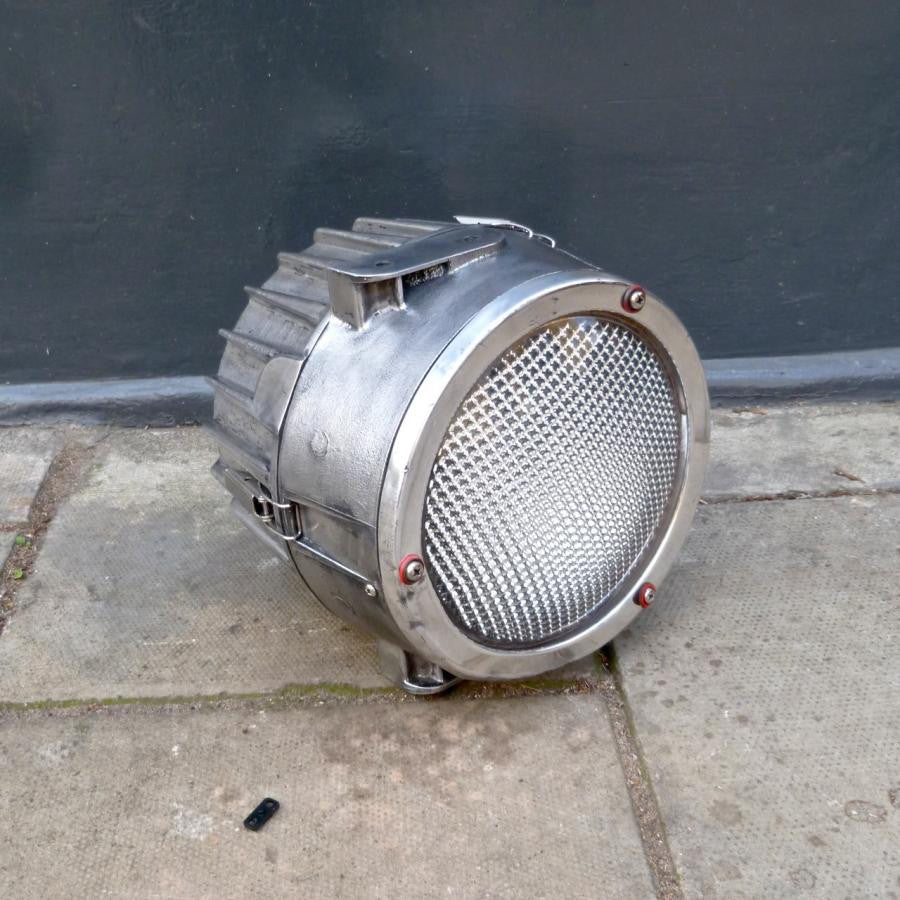 Vintage theatre light